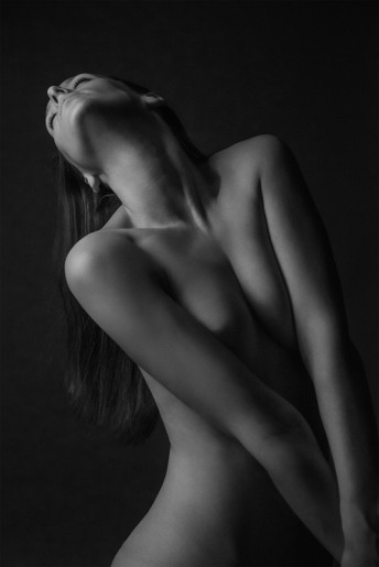 Photographe femme boudoir glamour 91