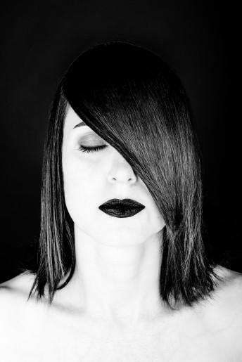 Photo shooting studio portrait femme essonne